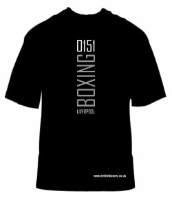0151 BOXING LIVERPOOL BLK
