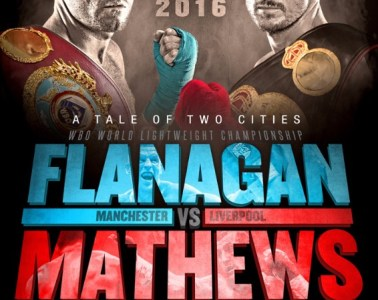 Terry flanagan vs Derry Mathews