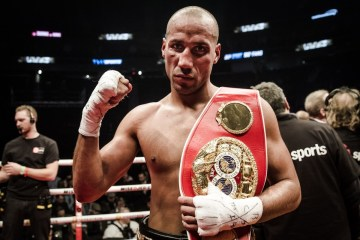fight night james degale