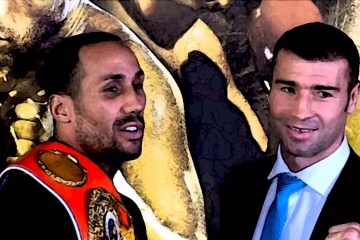 froch-bute head to head