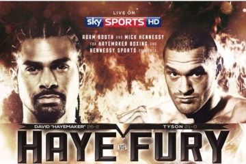 tyson fury vs david haye 2016
