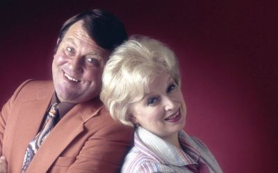 Terry Scott and June Whitfield star in their earlier sitcom happy ever after