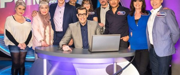 pointless celebrities 2016 sitcom special