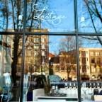Nederland, Amsterdam , 28 november 2011. Restaurant LaStage op Gelderse kade 29 een Michelinster gekregen. Foto:Jean-Pierre Jans
