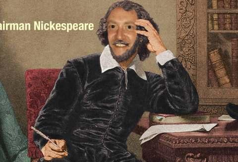 Chairman-Nickespeare