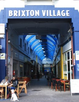 """Granville Arcade, or """"Brixton Village"""" pic by Laura Spargo"""