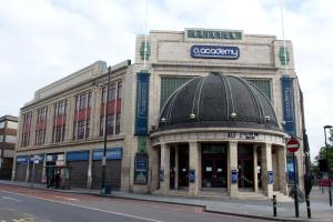 Brixton Academy today (Photo: Alistair Hall)