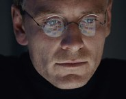 Michael Fassbender as Steve Jobs. Photo courtesy of Universal Studios