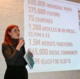 London Design Festival partner co-ordinator Amy Bicknell explains the benefits of Brixton's involvement