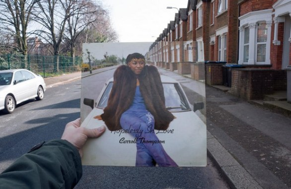 Retracing Reggae Record Sleeves in London - fascinating photographic project looks for crowdfunding support