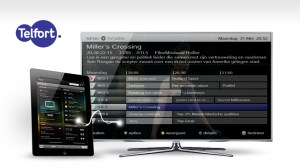 Telfort TV app