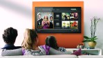 Amazon Instant Video Living Room