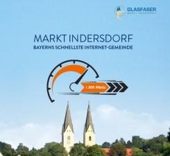 Markt Indersdorf  Glasfaser