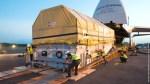Two Intelsat satellites prepare for Ariane 5 launch