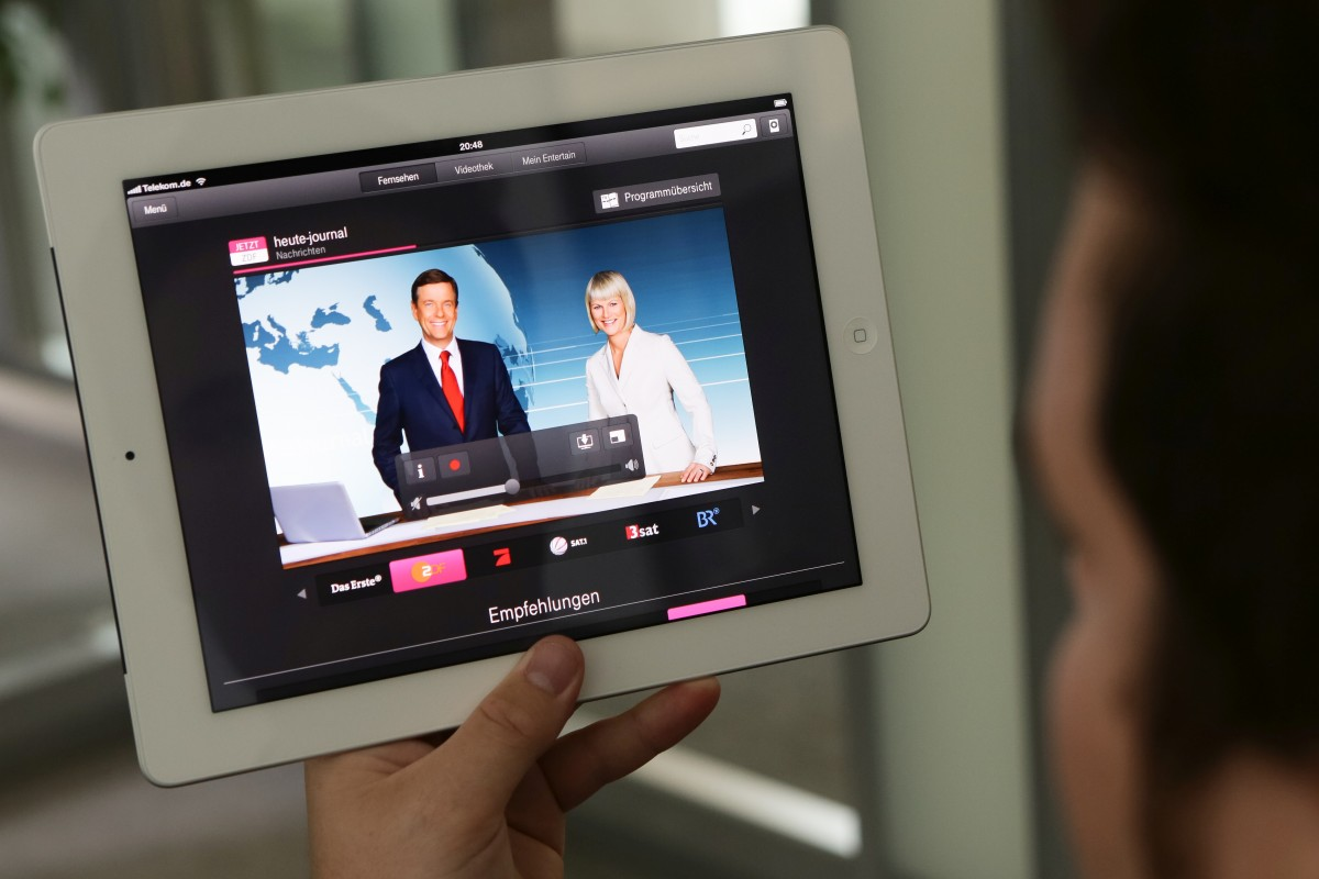 ... Telekom launches mobile TV streaming service - Broadband TV News