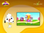 Smart TV partnership between Foxxum and PlayKids