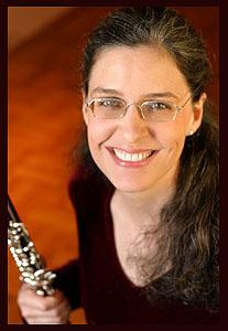 Jacqueline Leclair, oboe