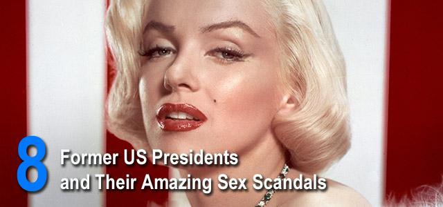President Sex Scandals