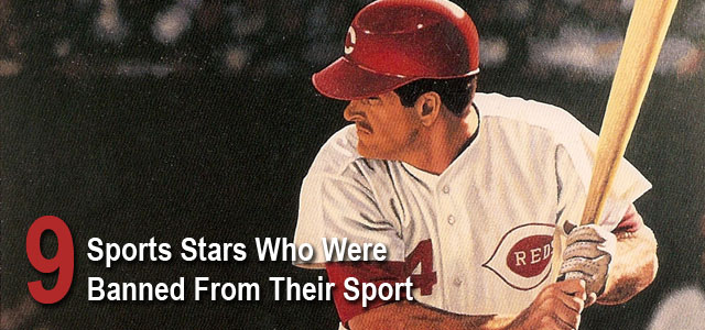 Banned Sports Stars