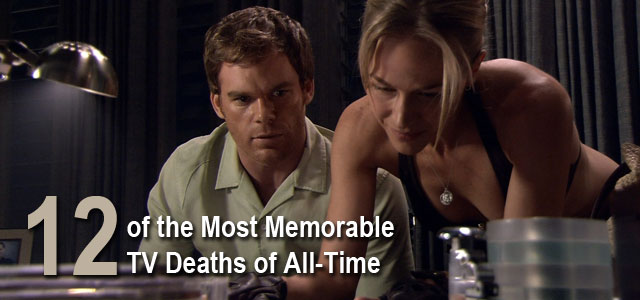 Memorable TV Deaths