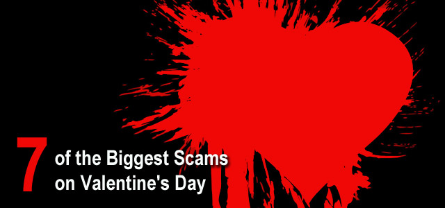 Valentines Day Scams