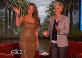 Jennifer Love Hewitt on Ellen