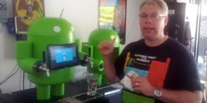 Google KegDroid wants to get you drunk