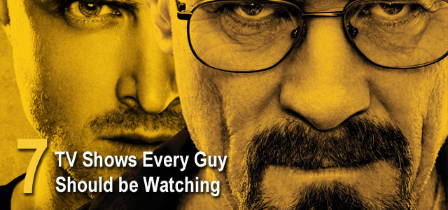 TV Shows for Guys