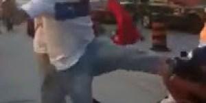 Italian soccer fans brawl in Toronto