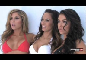 Video thumbnail for youtube video Brittney Palmer and Arianny Celeste Inside Fitness video - Guyism