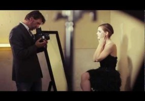 Video thumbnail for youtube video Emma Watson video and pictures for Glamour magazine - Guyism