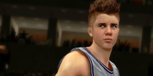 Justin Bieber is in 'NBA 2K13′ for some inexplicable reason
