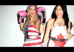 Video thumbnail for youtube video USA vs. Canada, with models - Guyism