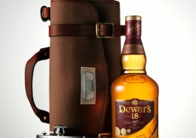 DEWAR'S Travel Bag by Freemans Sporting Club
