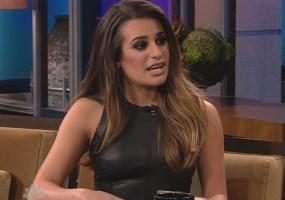 Lea Michele sexy