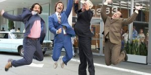 'Anchorman 2′ is going to be balls-out funny