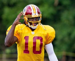 Robert Griffin III trademark