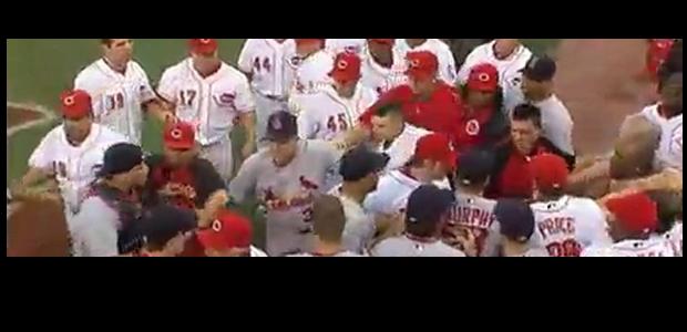 sports brawls
