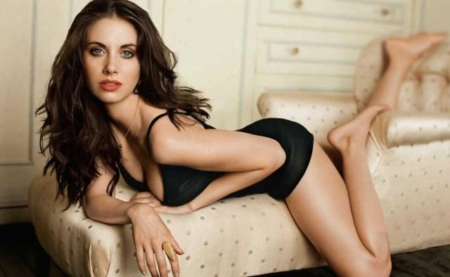 Alison Brie GIF