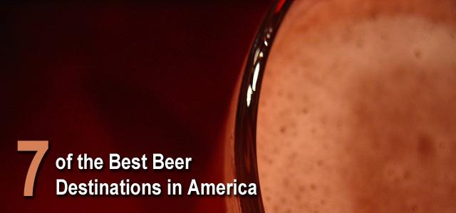 Best Beer Destinations
