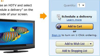 Amazon Scheduled