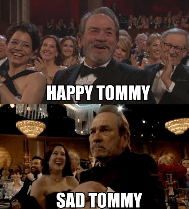 Tommy Lee Jones Oscars