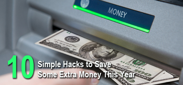 Hacks to Save Money