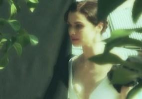 Rachel Weisz cleavage