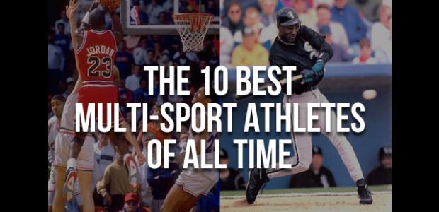 multi sport athletes