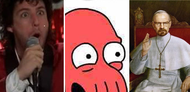 pope francis memes