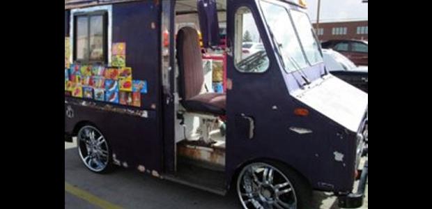 weed ice cream truck