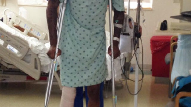 Kevin Ware Top Ten