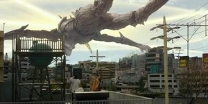 'Giant God Warrior Appears In Tokyo' is monster-stomping fun