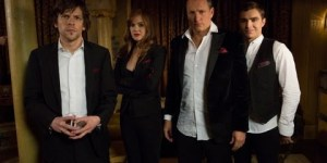 Watch the first 4 minutes of 'Now You See Me'